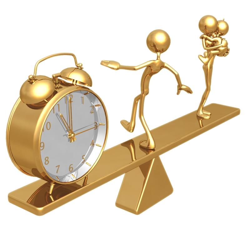 A munka és a magánélet egyensúlya