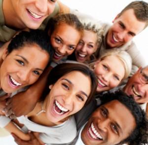 Vedd körbe magad pozitív emberekkel