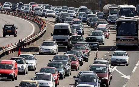 A közlekedési dugók nélküli jövő